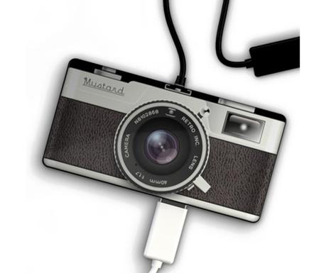 Hub USB 2.0 se 4 porty Camera