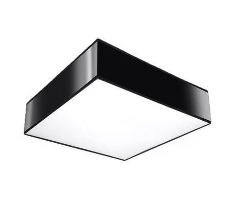 Stropna svjetiljka Mitra Black S