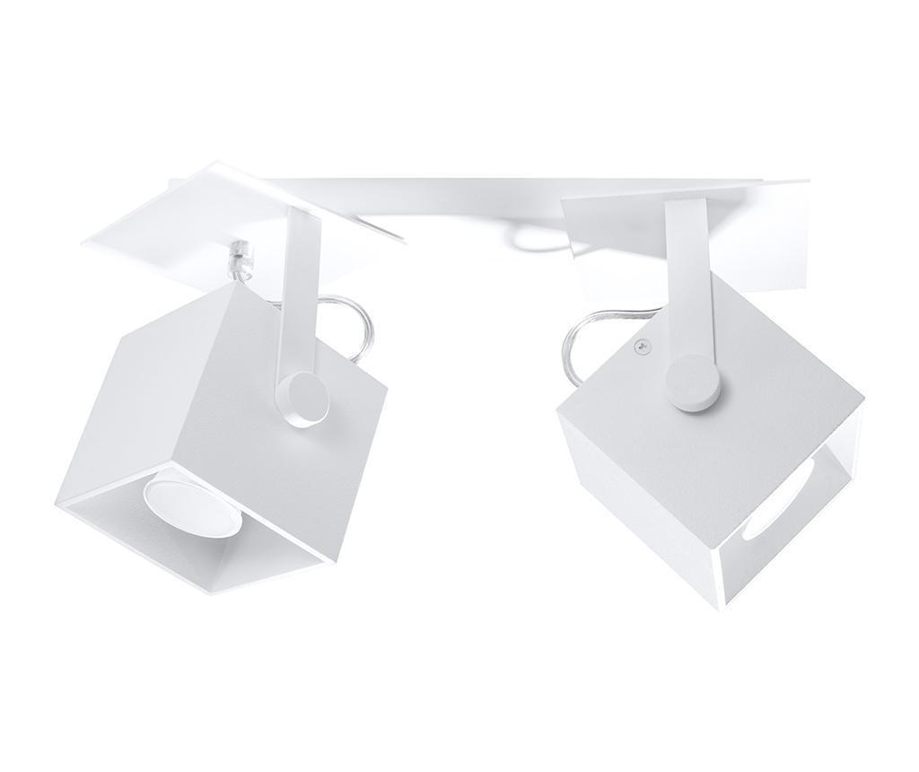 Stropna svjetiljka Noe Duo White
