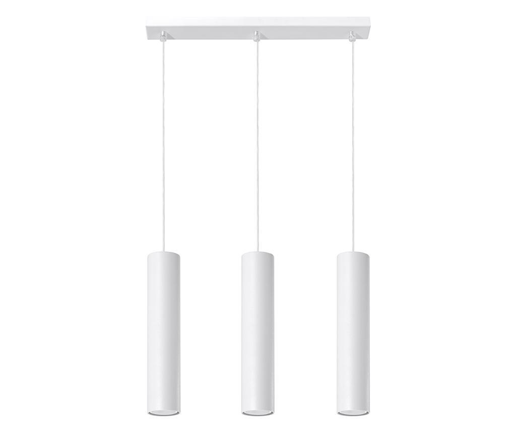 Stropna svetilka Castro Trio White