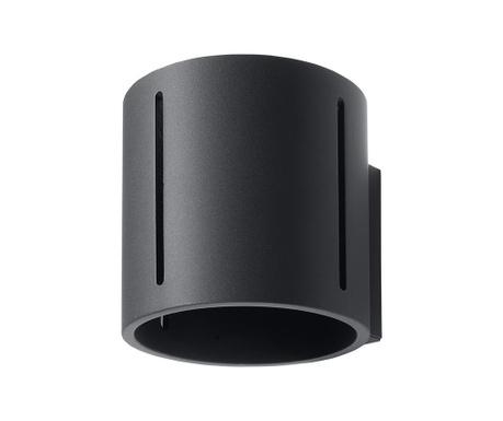 Zidna svjetiljka Vulco Black