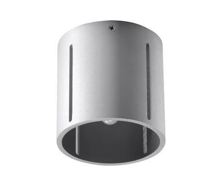 Stropna svjetiljka Vulco Grey
