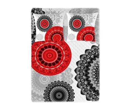Mandala Style Steppelt Ágytakaró 250x260 cm