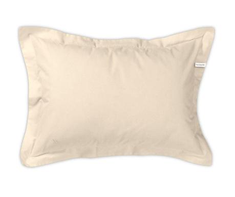 Poszewka na poduszkę Pure Oxford Cream 50x50 cm