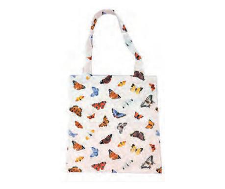 Nakupovalna torba Butterfly Garden