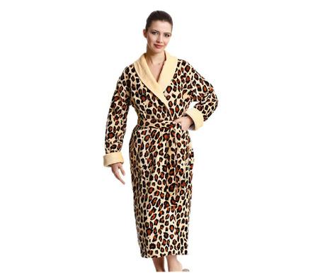 Дамски халат за баня Valery Leopard