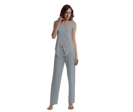 Pijama dama Norma Silver
