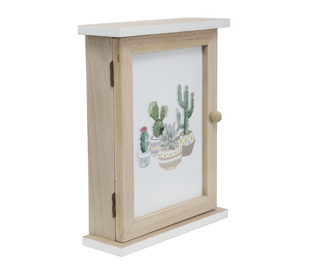 Držač za ključeve Cactus Garden