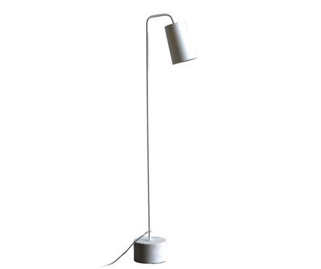 Podlahová lampa Placido White Mat