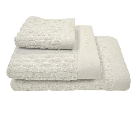 Set 3 kupaonska ručnika Palazzo Stone