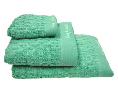 Zestaw 3 ręczników kąpielowych Palazzo Tea