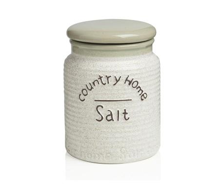 Country Home Tároló fedővel sónak