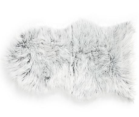 Morgan White Black Szőnyeg 55x88 cm