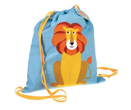 Batoh typu vrecko Charlie the Lion Mini