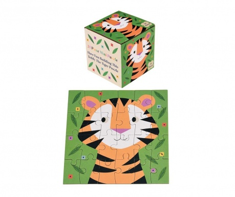 Puzzle 24 piese Teddy