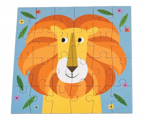 Puzzle 24 piese Charlie the Lion