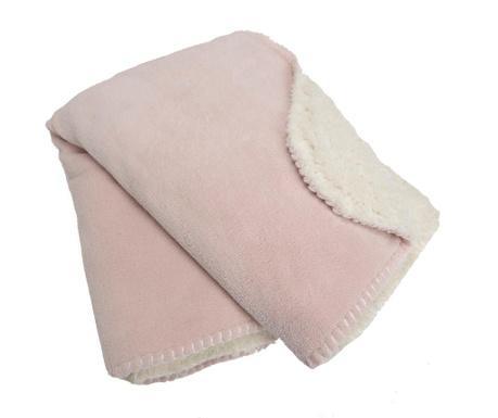 Pléd Cocoon Pink 75x100 cm