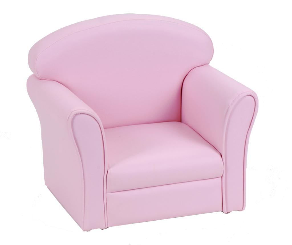 Otroški fotelj Club Pink