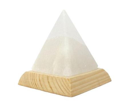 Φωτιστικό με  USB Pyramid Salt