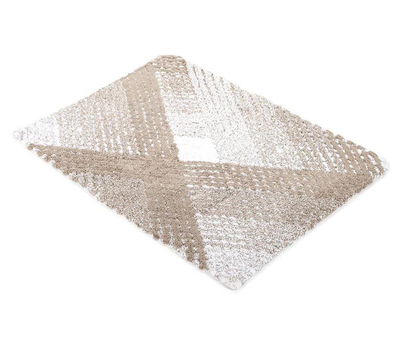 Kupaonski tepih Kirra Brown 70x110 cm