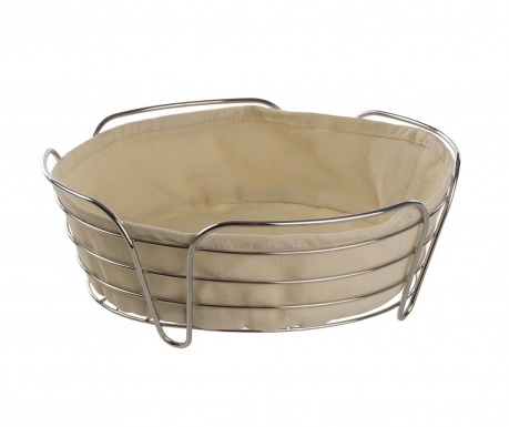 Košarica za kruh Clarity Round