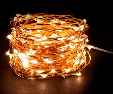 Светеща гирлянда Microlight Warm