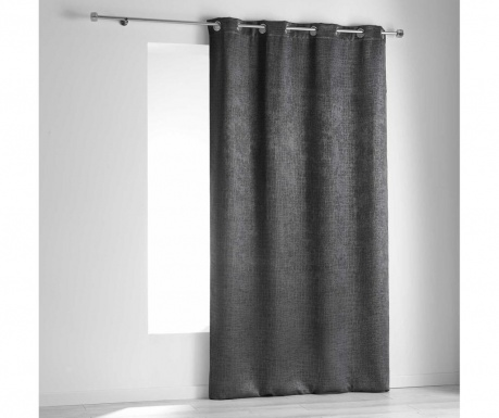 Záves Opacia Anthracite 140x240 cm