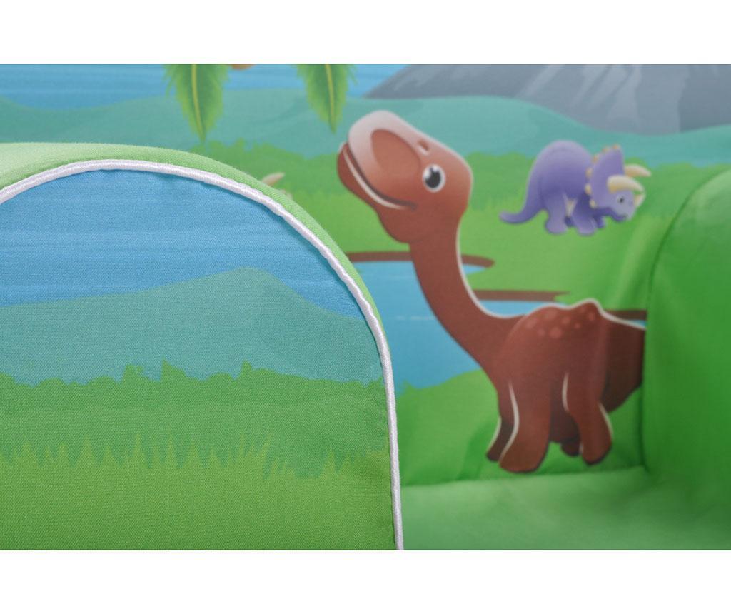 Otroški fotelj Dinosaurier