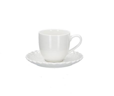 Momenti Csésze és kistányér