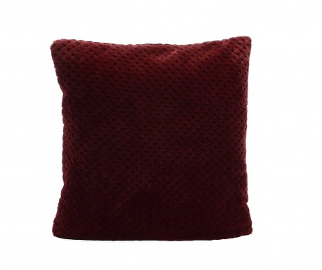 Perna decorativa Damier Red 40x40 cm