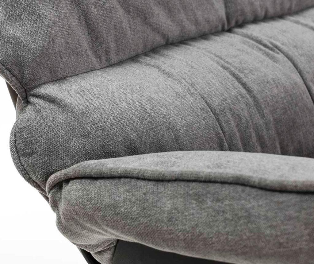 Stolica za ljuljanje Vinyl Grey