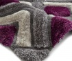 Covor Noble House Grey & Purple 120x170 cm