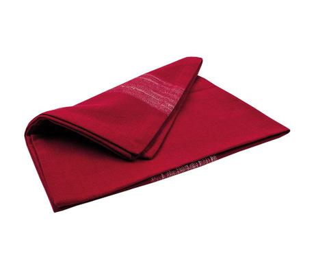Allure Red 4 db Asztali szalvéta 50x50 cm