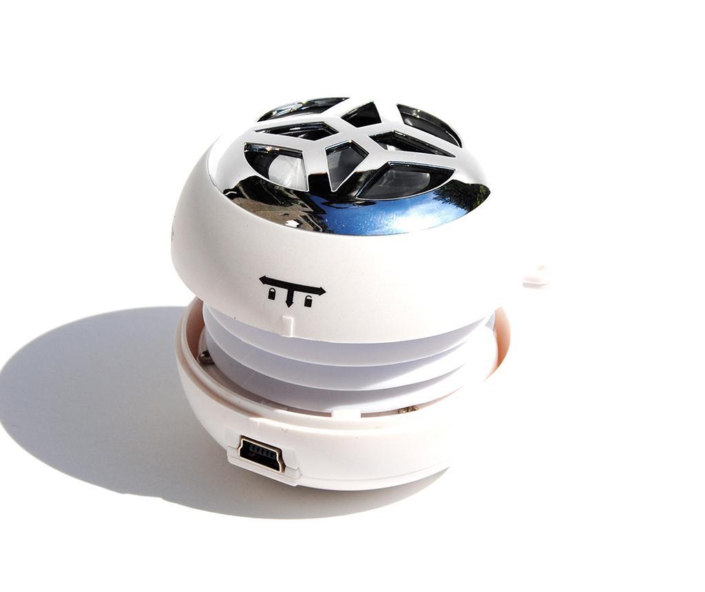 Prenosni zvočnik hi-Bomb White