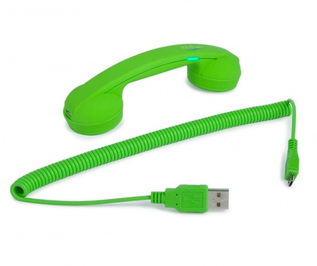 hi-Ring Bluetooth Mini Green Telefonkagyló
