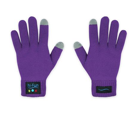 Manusi Smart dama hi-Call Knit Purple