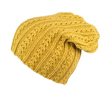 Caciula dama Easton Yellow