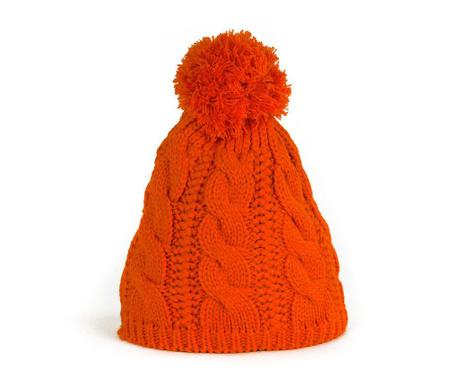 Caciula Moren Orange