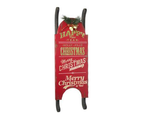 Decoratiune de perete Christmas Sledge