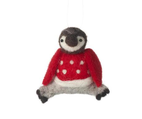 Decoratiune suspendabila Christmas Penguin