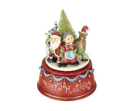 Decoratiune muzicala Happy Holidays