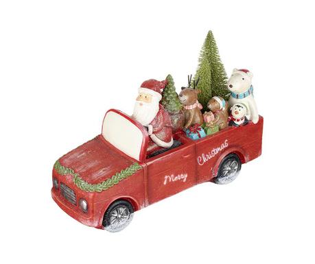 Decoratiune Santa's Truck
