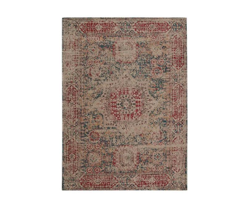Preproga Camlin Red and Beige 160x230 cm