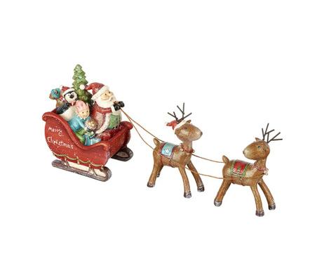 Decoratiune Santa's Sleigh