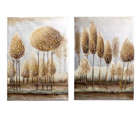 Fall Landscape 2 db Kép 50x70 cm
