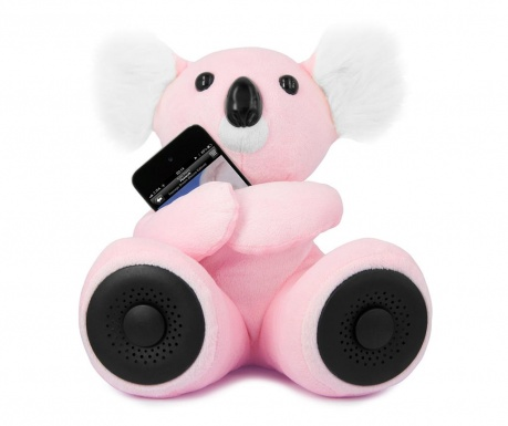 Boxa portabila hi-Koali Light Pink