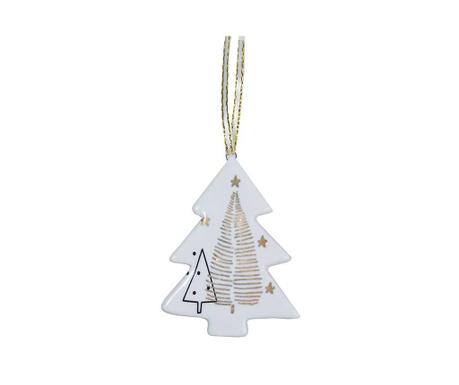Decoratiune suspendabila Tree White