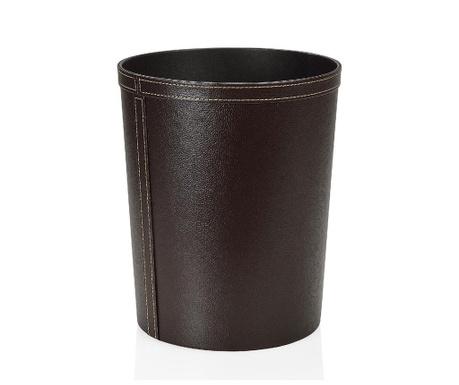 Alec Brown Leather Papírkosár