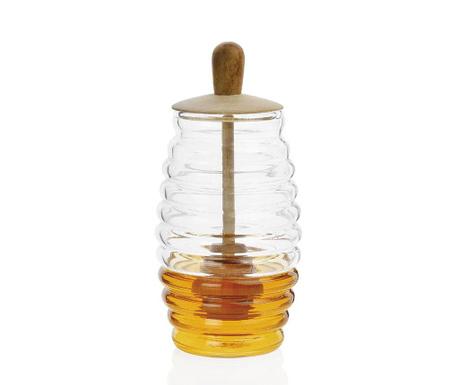 Recipient cu capac pentru miere Sweet Honey