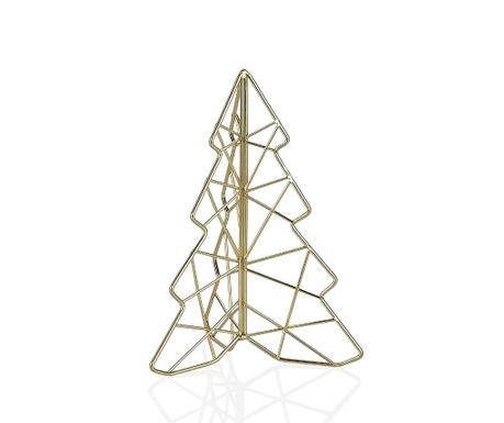 Gold Christmas Tree Dísztárgy S